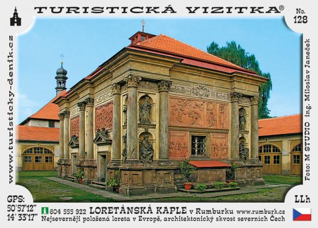 Loretánská kaple v Rumburku
