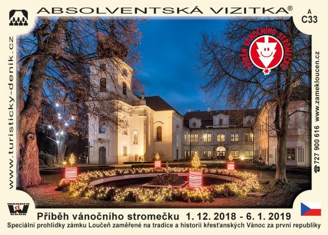 Příběh vánočního stromečku  1. 12. 2018 - 6. 1. 2019