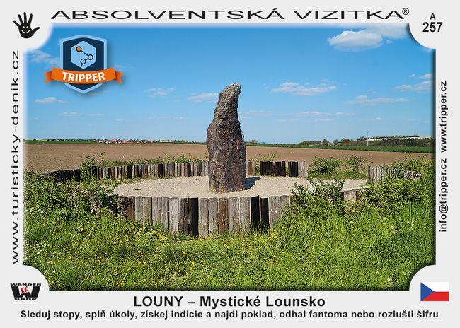 TRIPPER Louny – Mystické Lounsko