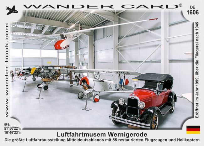 Luftfahrtmusem Wernigerode