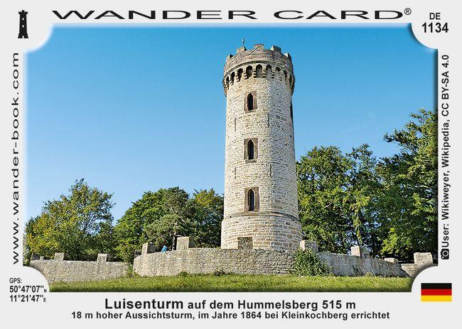 Luisenturm auf dem Hummelsberg