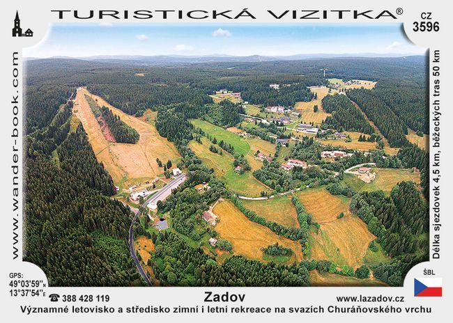 Lyžařský areál Zadov