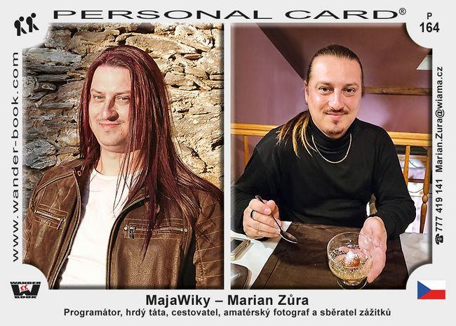 MajaWiky – Marian Zůra