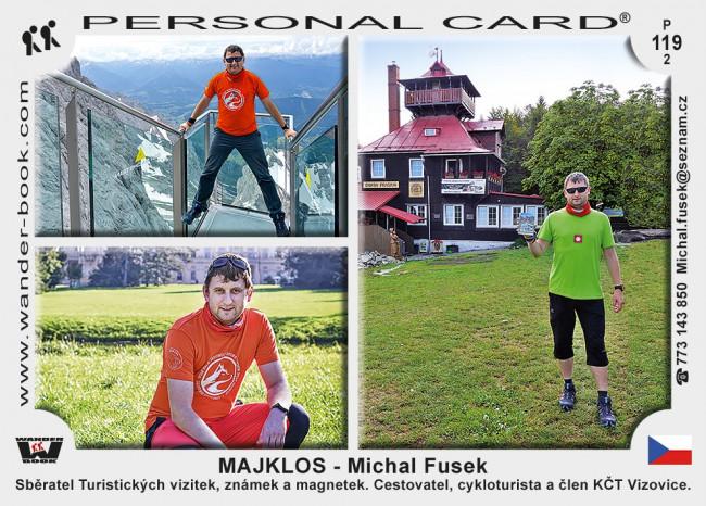 MAJKLOS - Michal Fusek