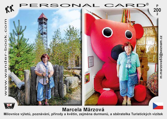 Marcela Märzová