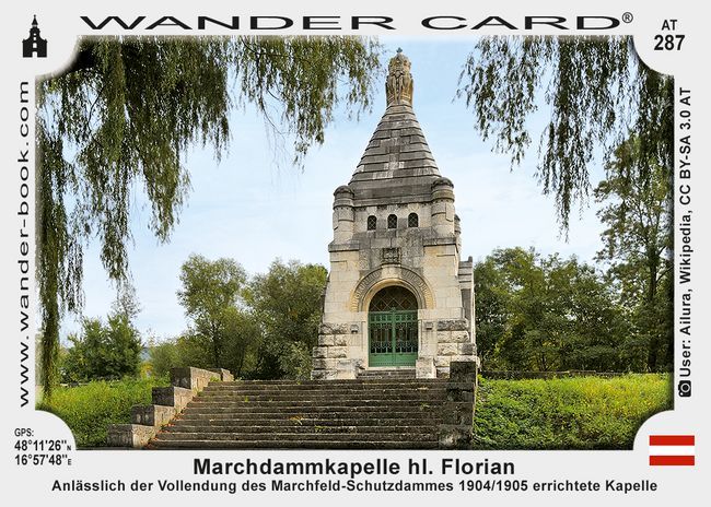Marchdammkapelle hl. Florian