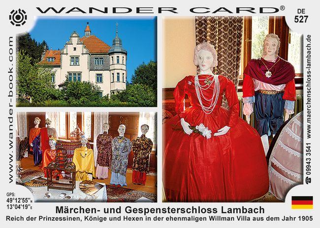 Märchen- und Gespensterschloss Lambach