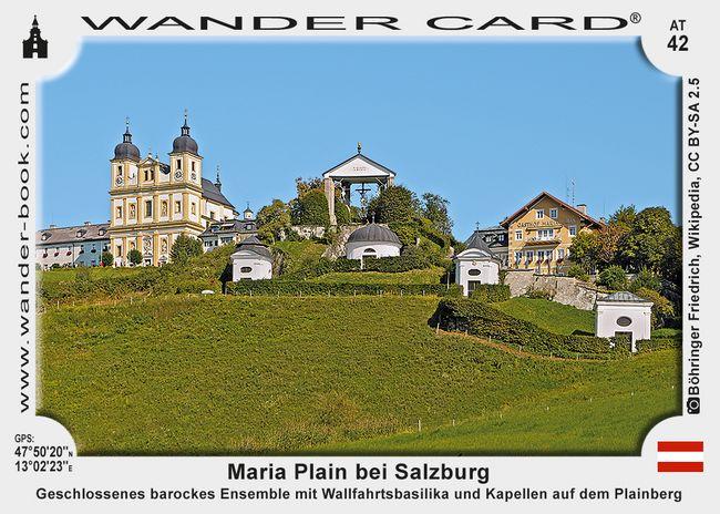 Maria Plain bei Salzburg