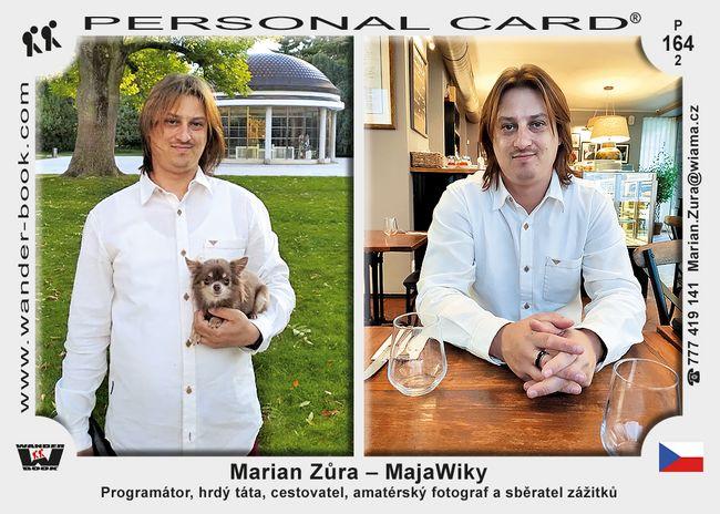 Marian Zůra – MajaWiky
