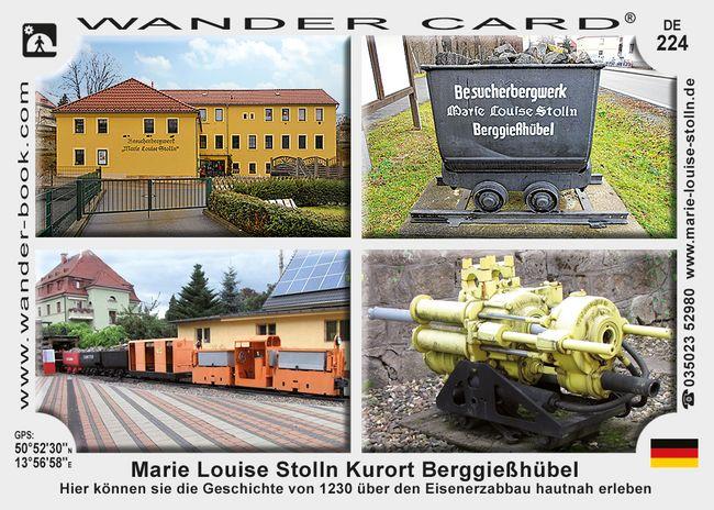Marie Louise Stolln Kurort Berggießhübel