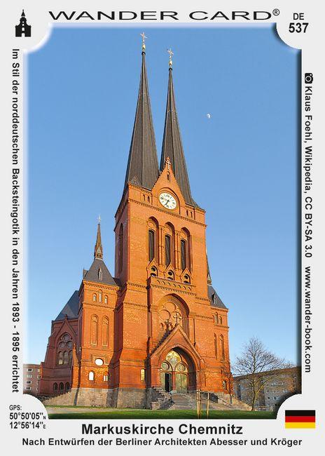 Markuskirche Chemnitz