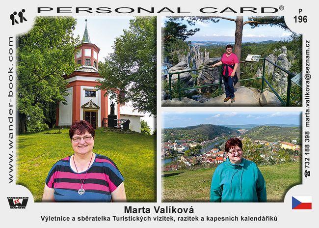 Marta Valíková