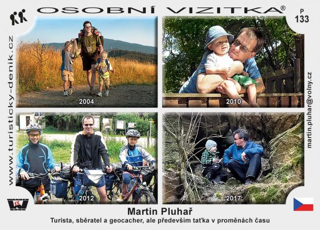 Martin Pluhař – pohádkový ministr pro pěší turistiku