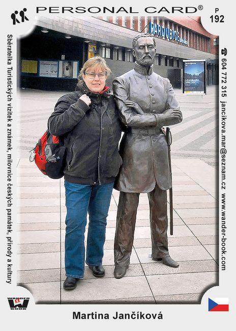 Martina Jančíková