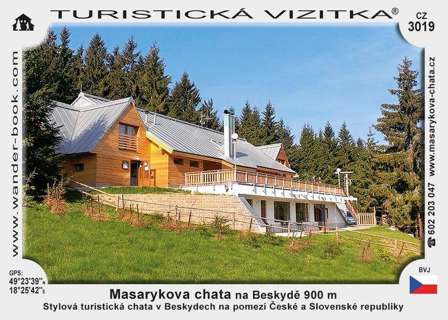 Masarykova chata na Beskydě