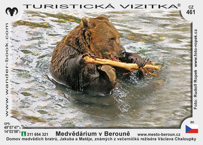 Medvědárium v Berouně