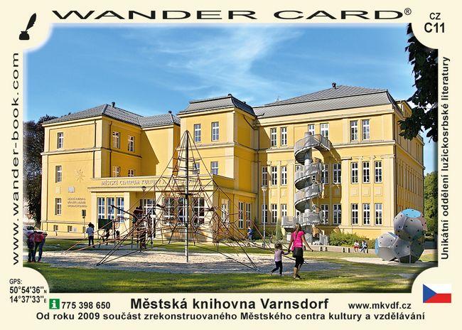 Městská knihovna Varnsdorf