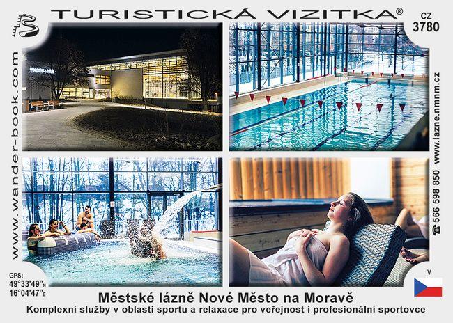 Městské lázně Nové Město na Moravě