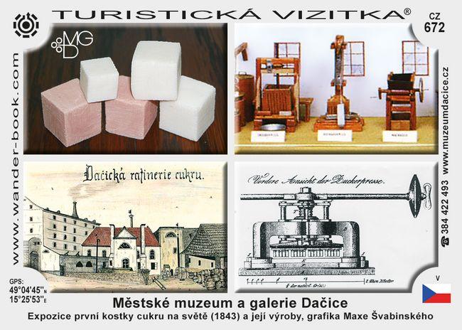 Městské muzeum a galerie Dačice