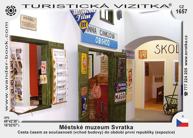 Městské muzeum Svratka