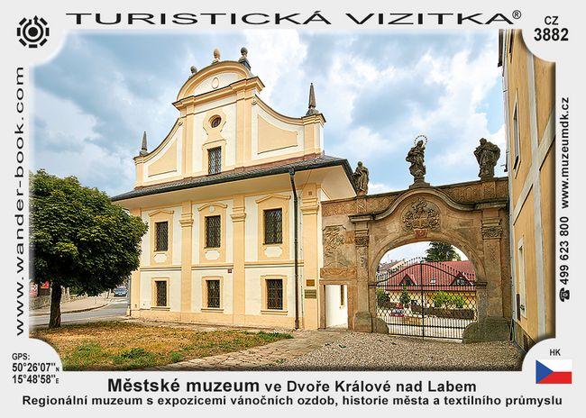 Městské muzeum ve Dvoře Králové nad Labem