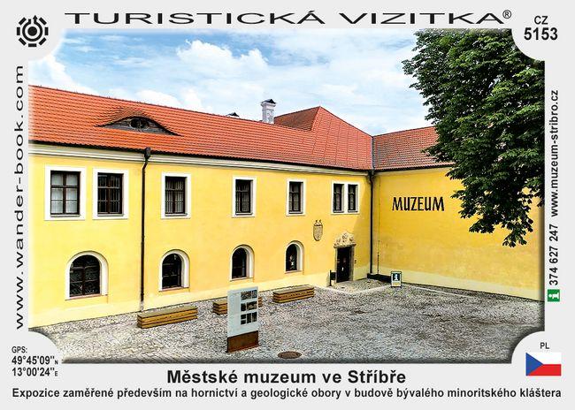 Městské muzeum ve Stříbře