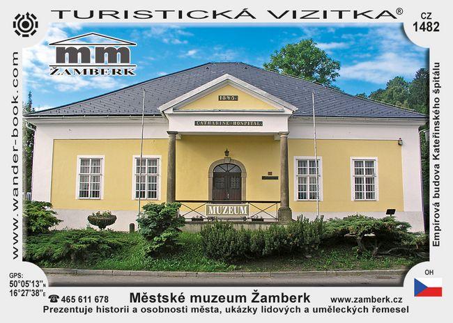 Městské muzeum Žamberk