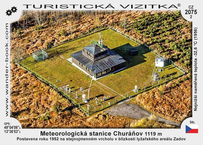Meteorologická stanice Churáňov