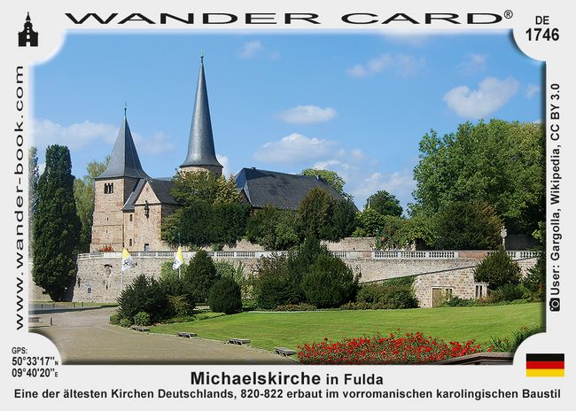 Michaelskirche in Fulda