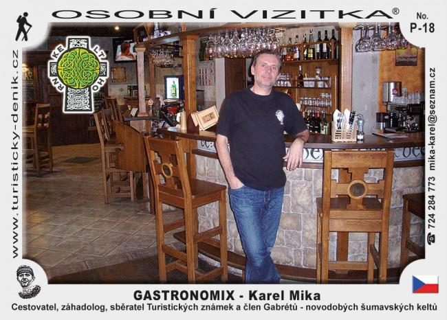 Karel Mika – GASTRONOMIX