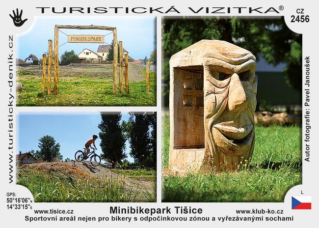 Minibikepark Tišice