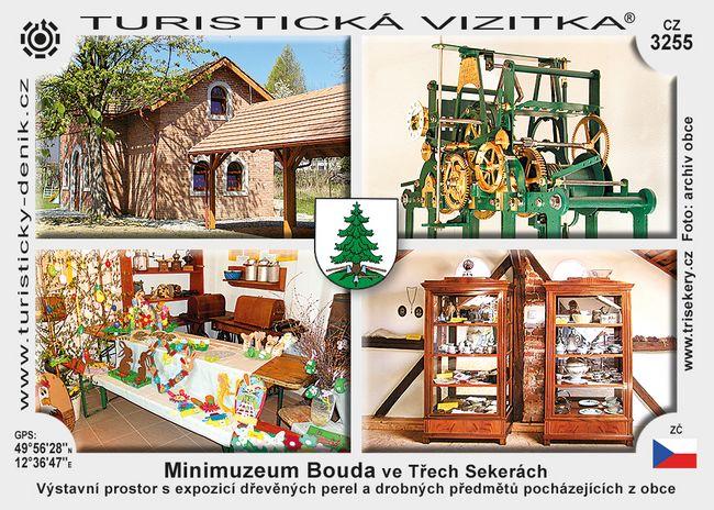 Minimuzeum Bouda ve Třech Sekerách