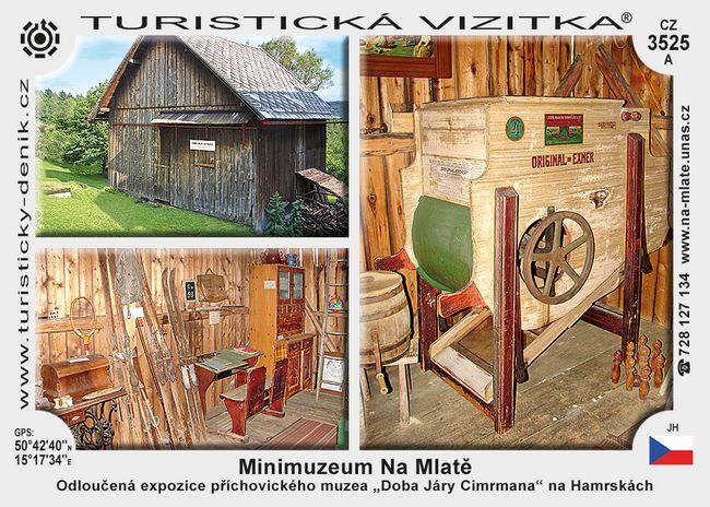 Minimuzeum Na Mlatě