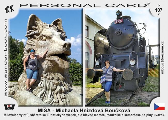 MÍŠA - Michaela Hnízdová Boučková