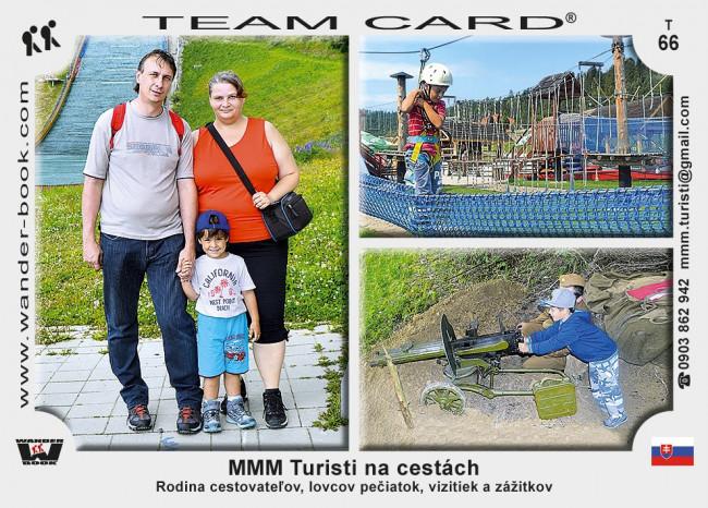 MMM Turisti na cestách