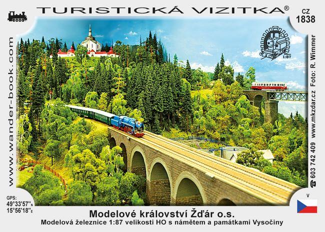 Modelové království Žďár o.s.