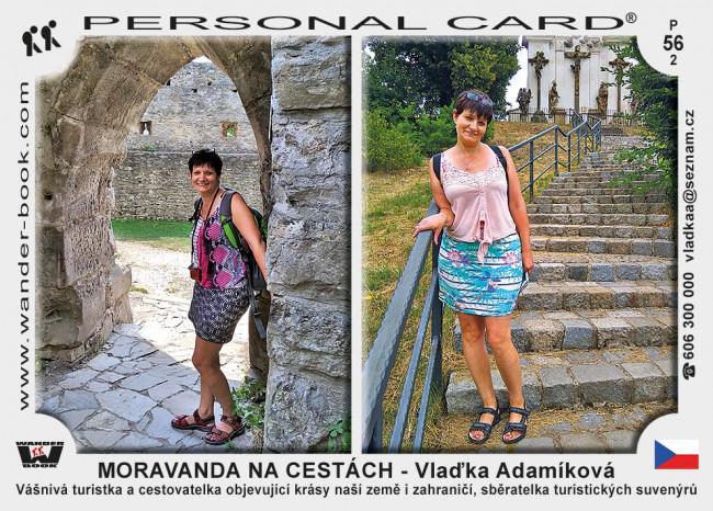 Moravanda na cestách - Vlaďka Adamíková