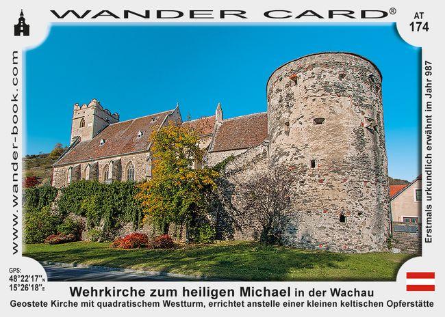 Wehrkirche zum heiligen Michael in der Wachau