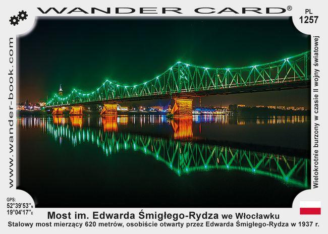 Most im. Edwarda Śmigłego-Rydza we Włocławku