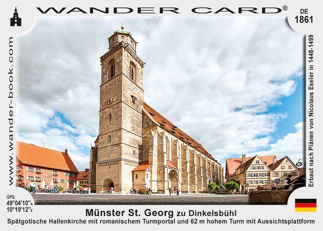 Münster St. Georg zu Dinkelsbühl