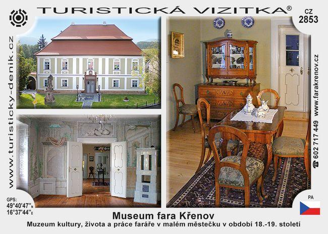 Museum fara Křenov