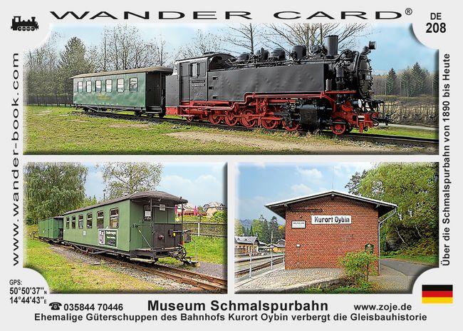 Museum Schmalspurbahn