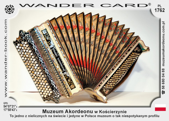 Muzeum Akordeonu w Kościerzynie