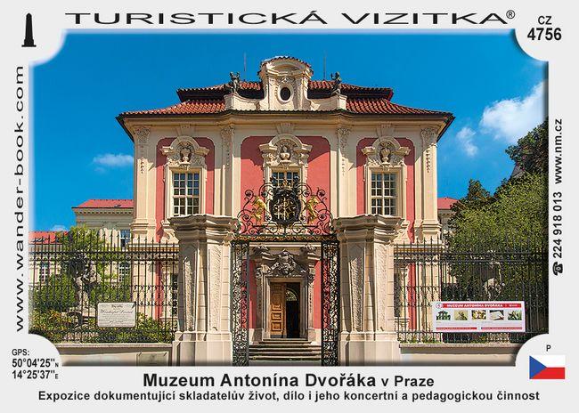 Muzeum Antonína Dvořáka v Praze