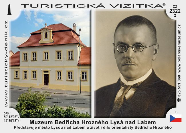 Muzeum Bedřicha Hrozného Lysá nad Labem