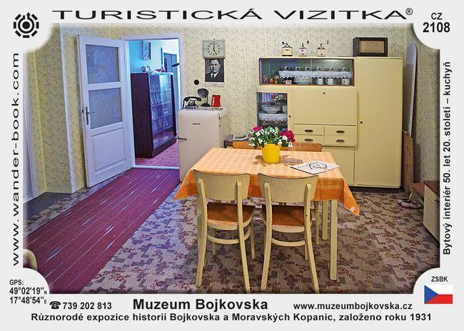 Muzeum Bojkovska