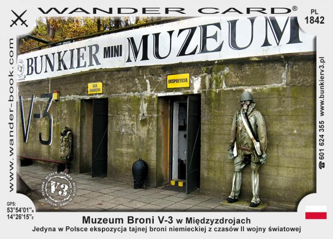 Muzeum Broni V-3 w Międzyzdrojach