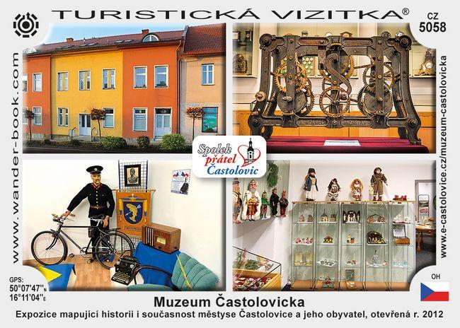 Muzeum Častolovicka
