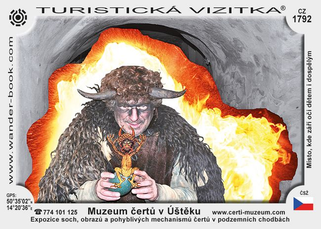 Muzeum čertů v Úštěku