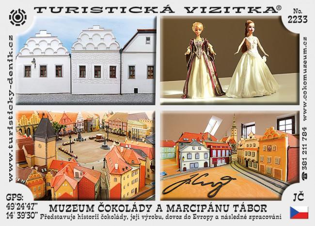 Muzeum čokolády a marc. Tábor
